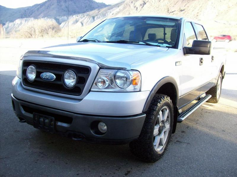 2007 Ford F150 4X4 Quad Cab