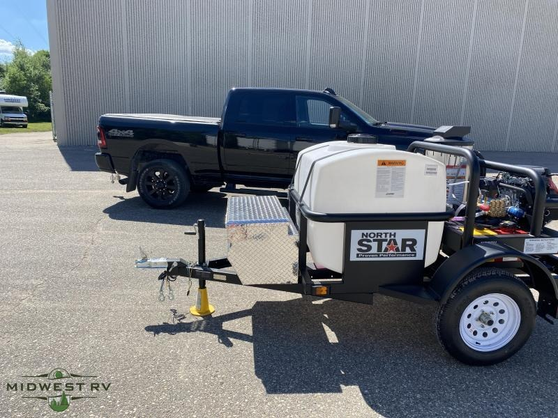 2021 Other Hot water pressure washer trailer Power Washer