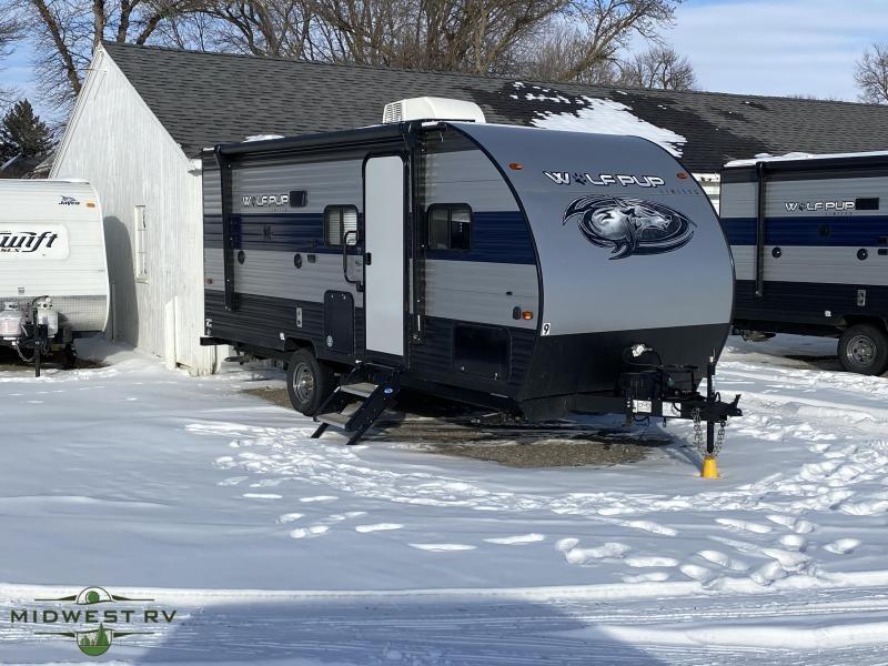 2021 Cherokee Wolf Pup 18TO Travel Trailer RV