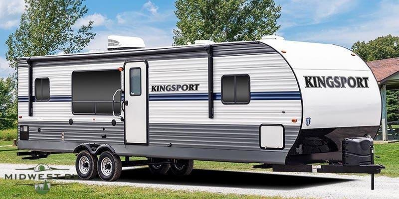 2021 Gulf Stream Kingsport Lite 274QB Travel Trailer RV