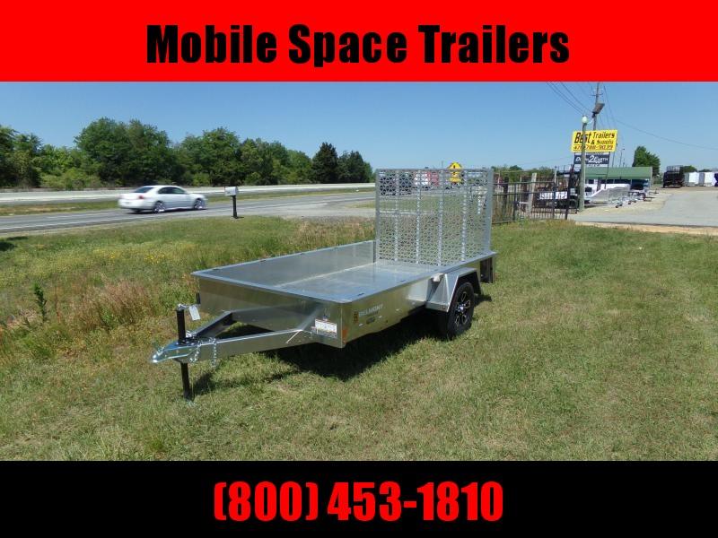 2021 Belmont 7x12 Utility Trailer