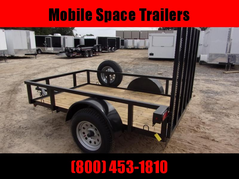 Down 2 Earth Trailers 5x8ut Utility Trailer