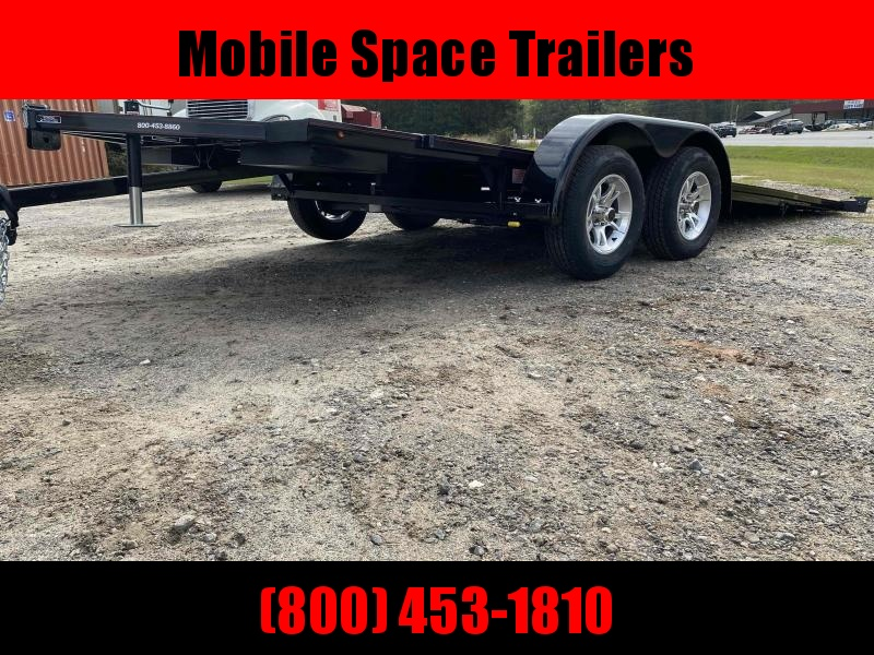 SDX 18 Roll Back Tilt Car / Racing Trailer