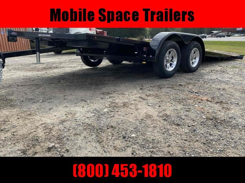 SDX 18 Roll Back Tilt Car / Racing equpment utv Trailer
