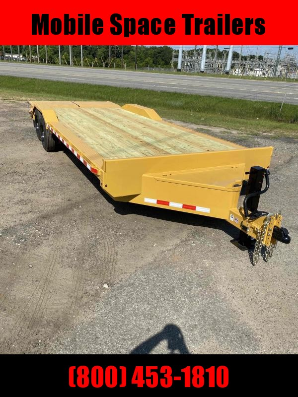 "2020 Midsota STWB-22 102""X22' Equipment Trailer"