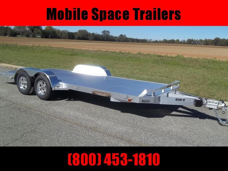 2021 Aluma 8218 b carhauler trailer