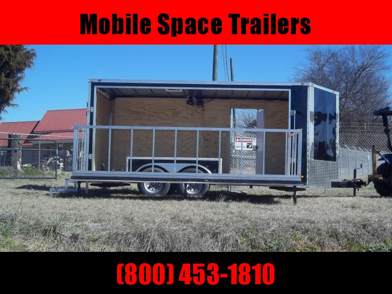 2021 Freedom Trailers LT 8x16 stage Vending / Concession Trailer