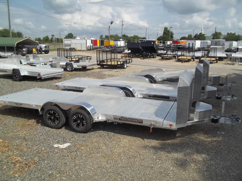 2021 Aluma 8218 tilt anniversary Car / Racing Trailer