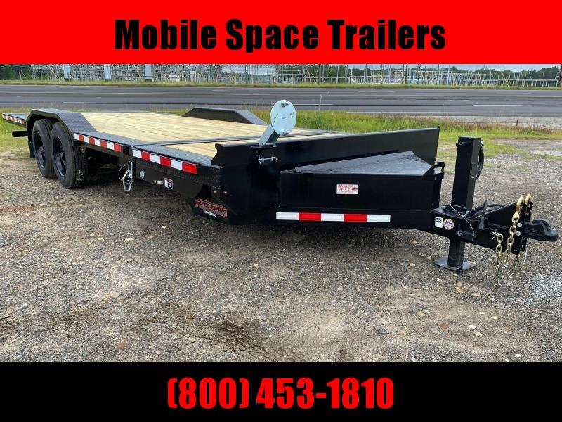 Midsota 102X22 Midsota Gravity Tilt Equipment Trailer