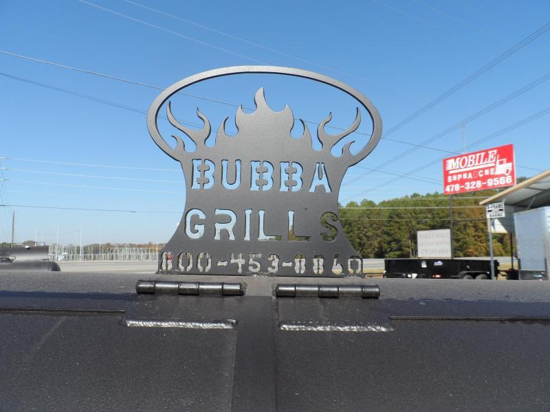 Bubba Grill Smoker 250R310 Reverse Flow Vending / Concession Trailer