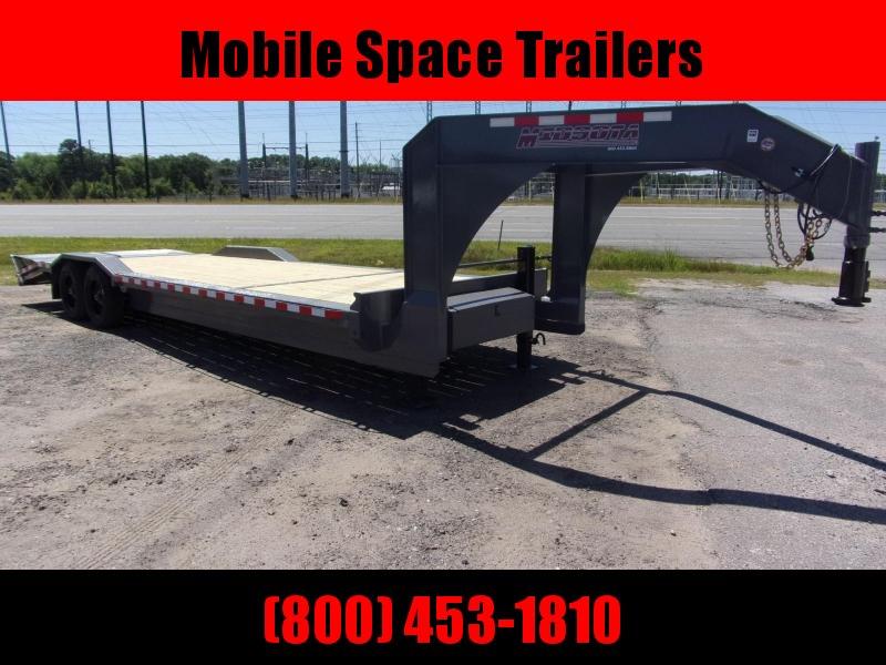 "Midsota STWB-26GN 102""X26' Goose neck Equipment Trailer"