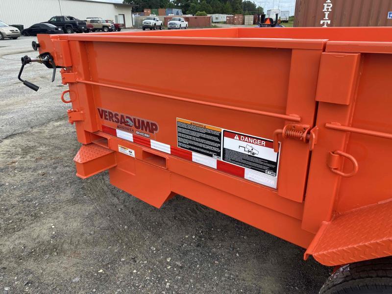 2020 Midsota HV-14 2' Sides w/ Tarp Dump Trailer