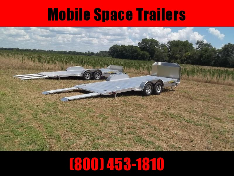 2020 Aluma 8218 TILT SS /JT Car / Racing Trailer