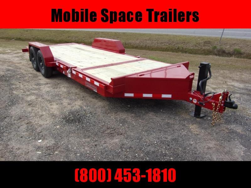 2020 Midsota 83x20 tilt Equipment Trailer