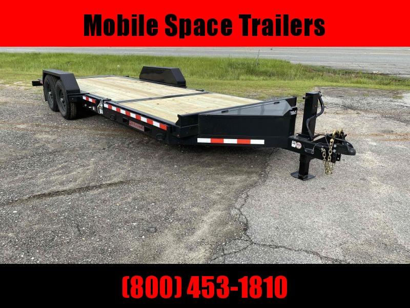 2020 Midsota 83x22 tilt Equipment Trailer