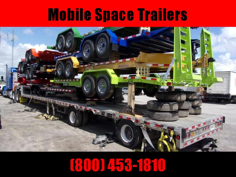 Midsota 83x22 tilt Equipment Trailer