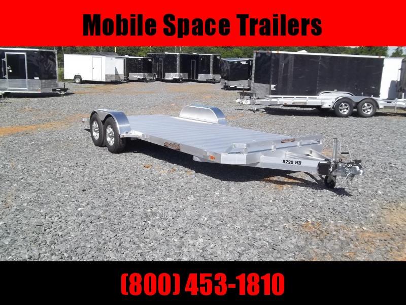 2021 Aluma 8220 H carhauler trailer