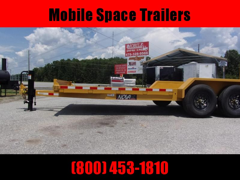 Midsota NOVA ET-20 Equipment Trailer heavy duty bob cat