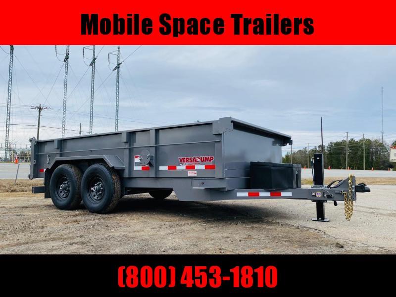 Midsota HV-14 2' Sides Dump Trailer