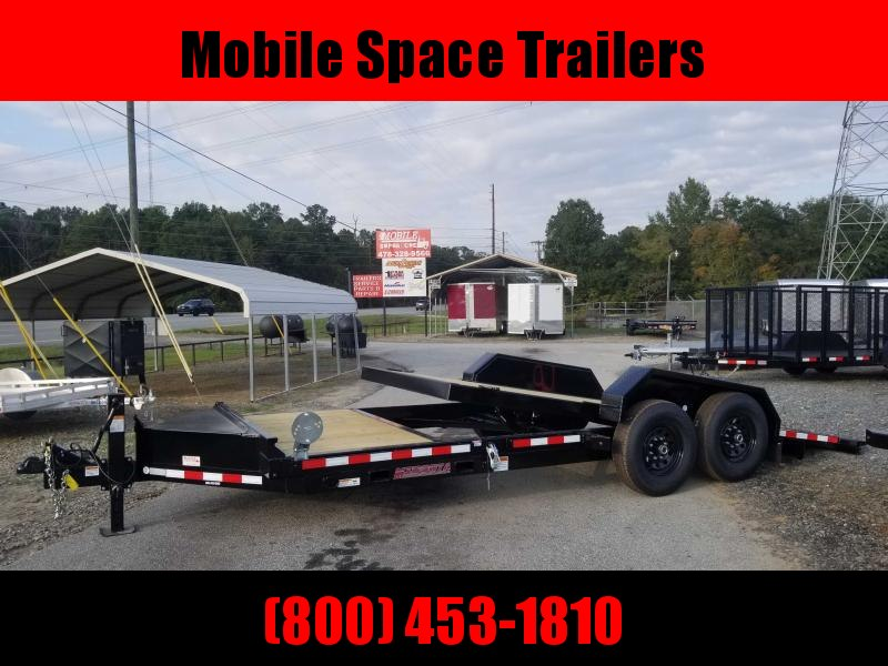 Midsota 83x20 tilt Equipment Trailer