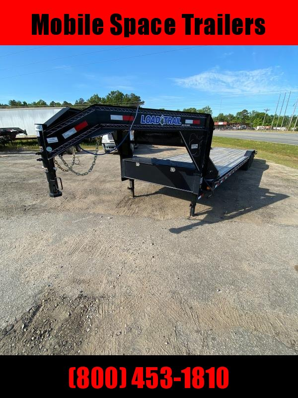 2019 Load Max 7k axles 14k gooseneck Equipment Trailer