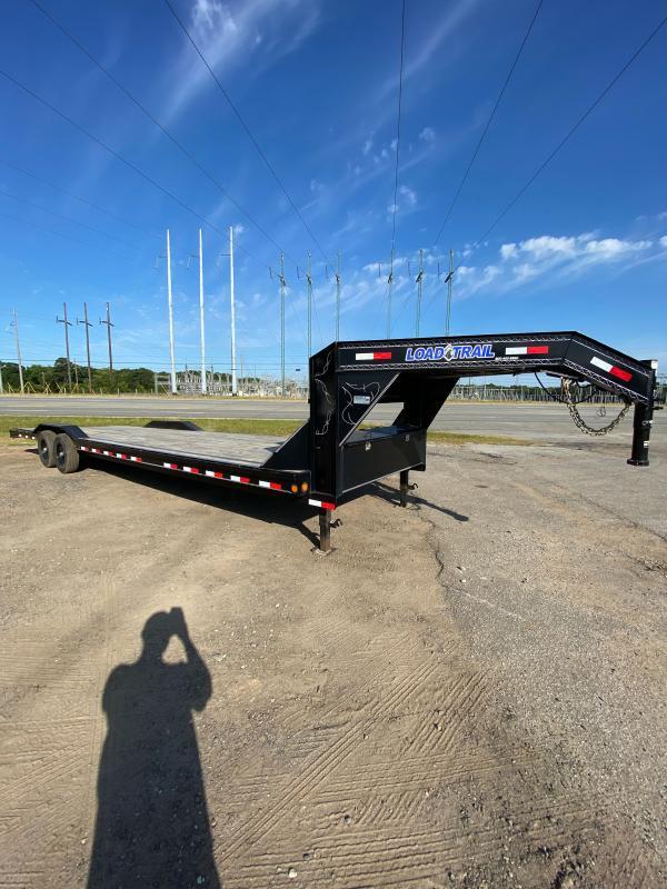 2019 Load Max 7k axles 14k gooseneck Equipment Trailer