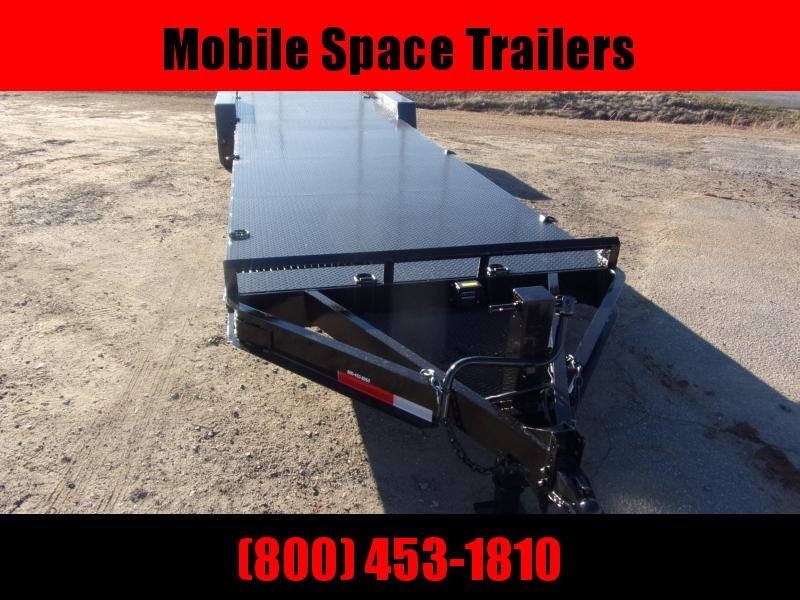 """Superior Trailers 34 2 Car Hauler 8"""" channel frame Steel Deck utv"""