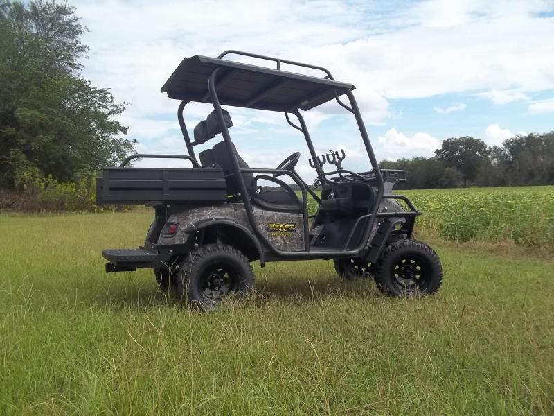 2019 beast 48 LE Golf Cart