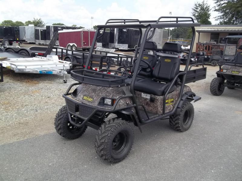 2021 beast 48 LE Golf Cart