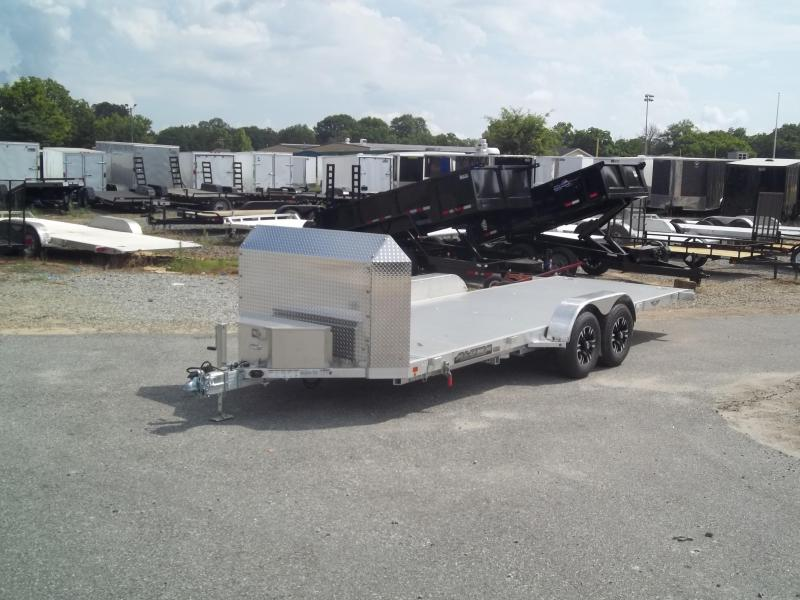 2021 Aluma 8220 h tilt power 25th Car / Racing Trailer