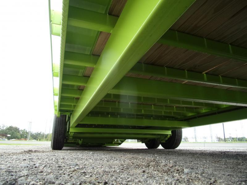 "Midsota STWB-26 102""X26' HYDRO BeaverTail Equipment Trailer"