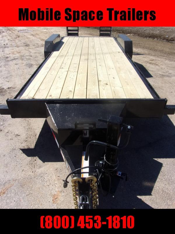 Midsota NOVA ET-20 Equipment Trailer heavy duty bob cat