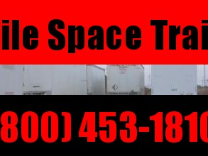 "48' long x 102"" wide Semi Trailer - Great for Storage"