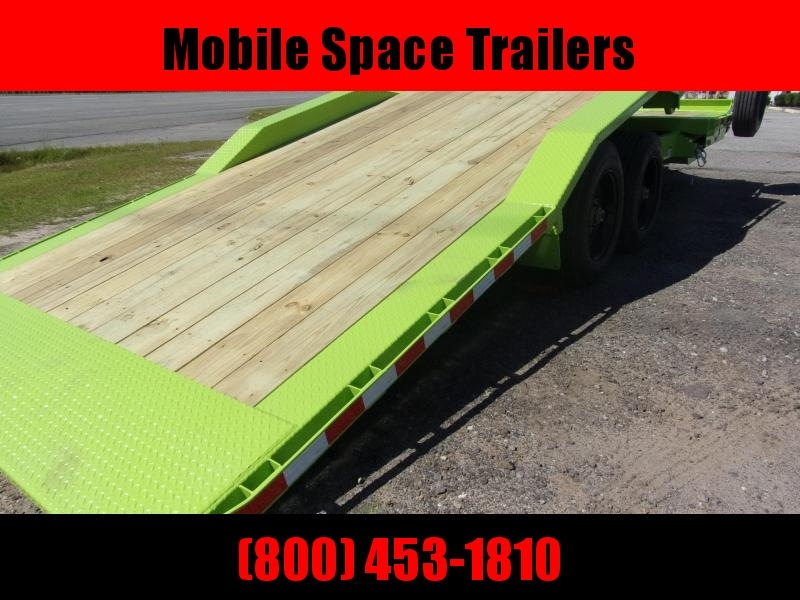Midsota 102X22 Midsota Gravity Tilt Equipment Trailer