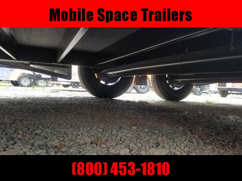 2020 Covered Wagon Trailers 8.5X20 14K Spread Axle Blackout Enclosed Cargo Trailer