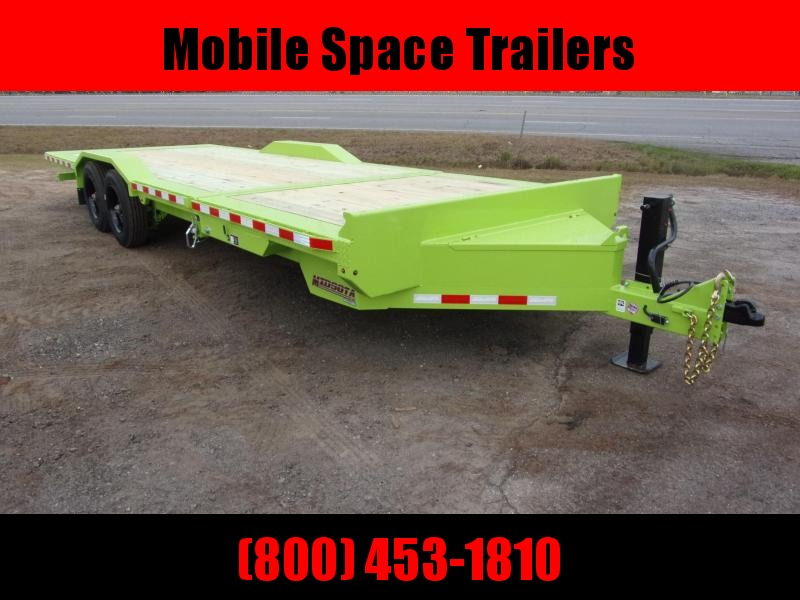 Midsota 102X24 Midsota Gravity Tilt Equipment Trailer