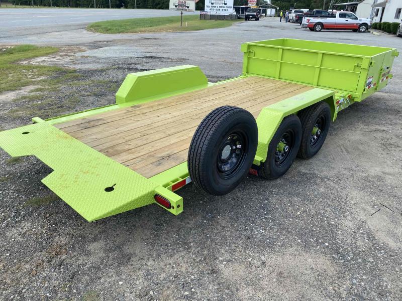 2020 Midsota HS-21 Tilt Bed w/ Side Dump Dump Trailer