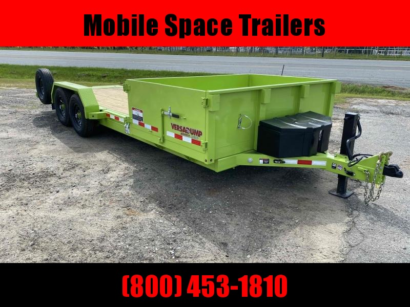 2020 Midsota HS-21 Tilt Bed w/ Side Dump Dump Trailer