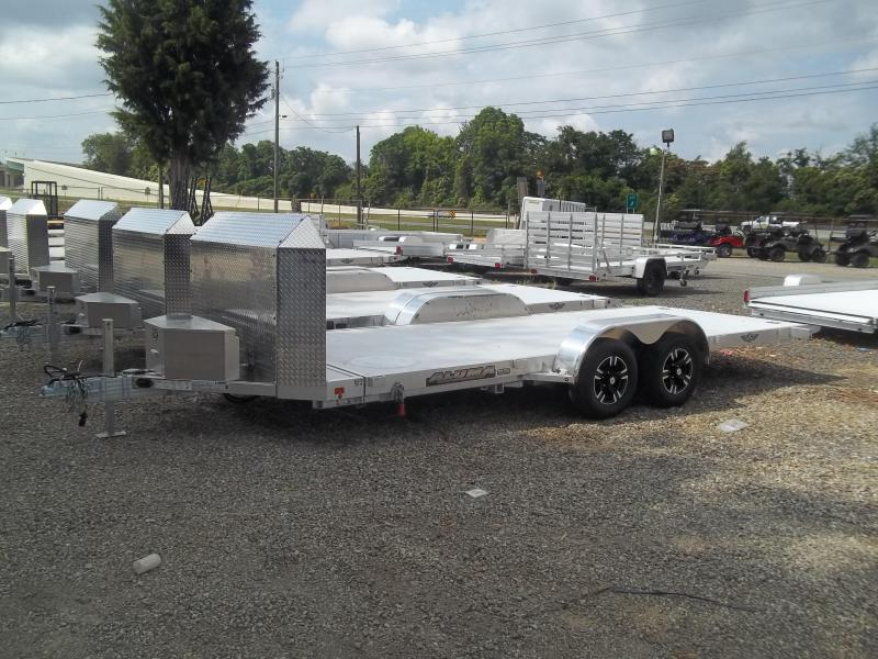 2021 Aluma 8218T tilt 25th anniversary Car / Racing Trailer