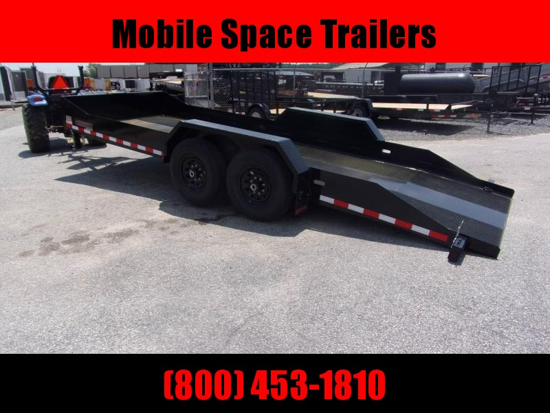 Midsota SL-20 Equipment Trailer Scissor lift trailer
