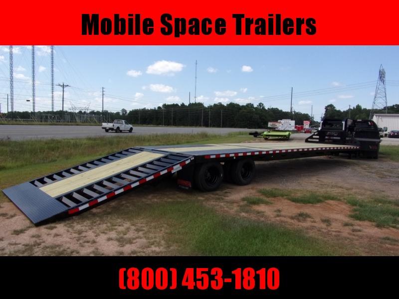 2021 Midsota 102 X 40 Gooseneck Equipment Trailer
