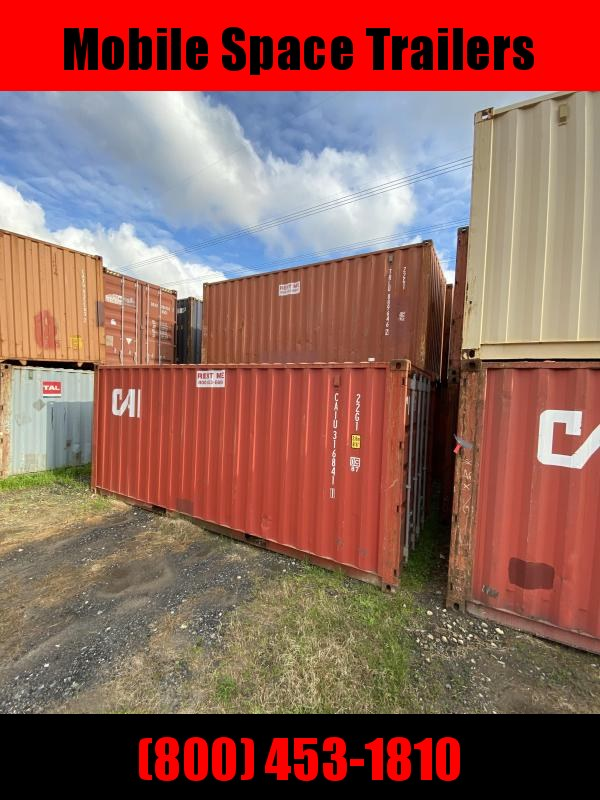 20 ft Storage Container