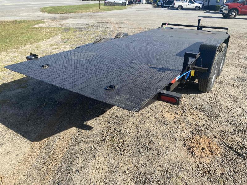2020 Down 2 earth 82x18 10k gravity tilt steel deck
