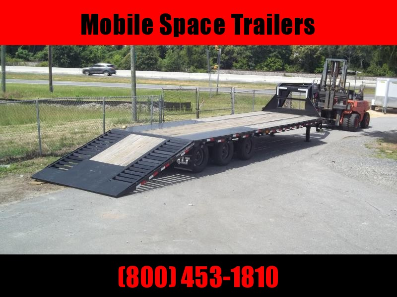 2019 Load Trail gl30 Flatbed Trailer