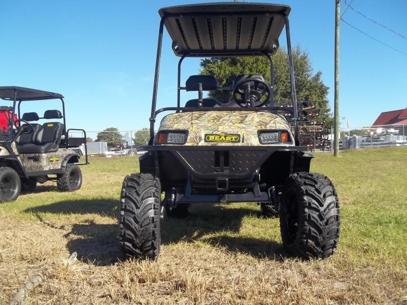 2019 Beast hunterSS Golf Cart
