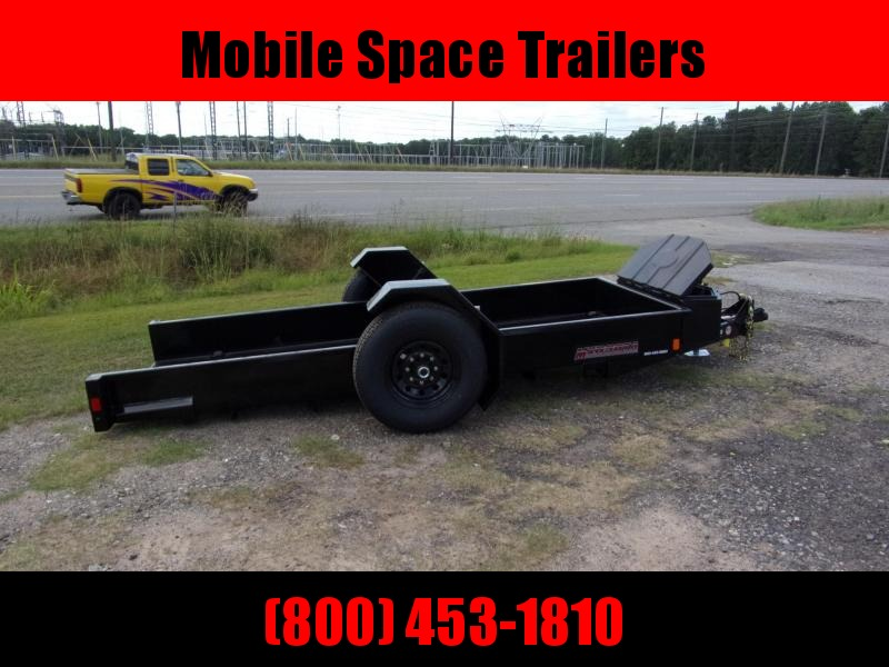 Midsota SL-12RA Equipment Trailer