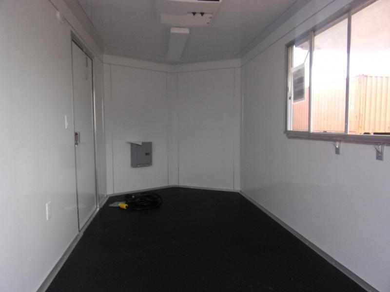 7X14 Finished Interior Electrical A/C Vending / Concession Trailer