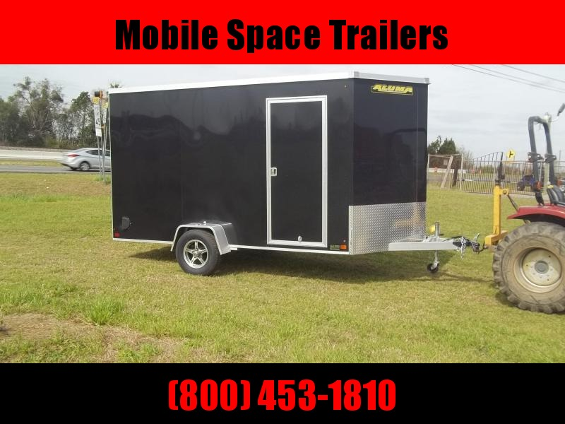 2020 Aluma AE612ES Enclosed Cargo Trailer