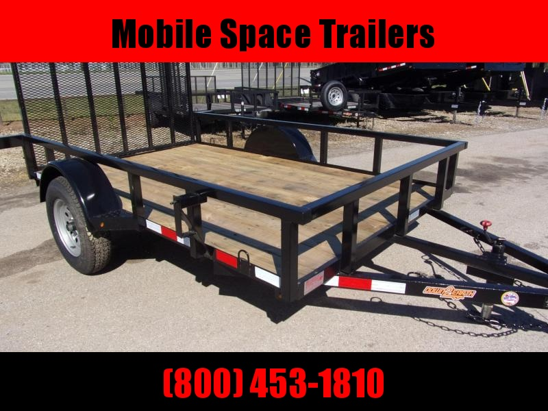 Down 2 Earth Trailers 5x10ut Utility Trailer