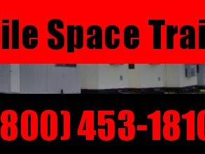 Used office trailers 20' / 28' / 32'